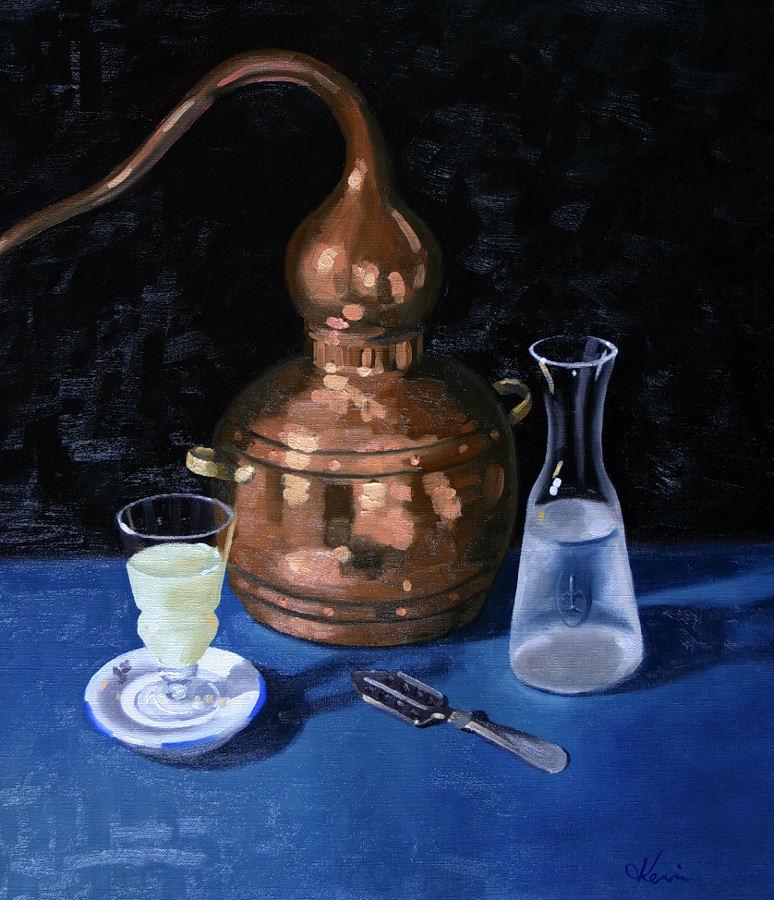 Copper Alembic & Absinthe