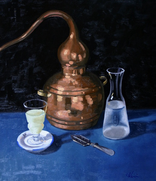 Copper Alembic & Absinthe
