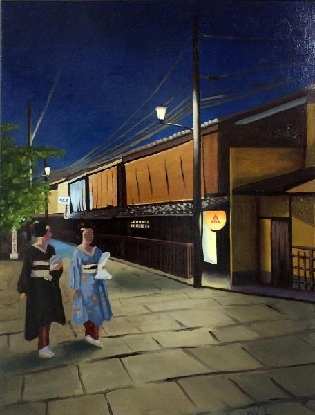 Shimbashidori ( 新橋通り )